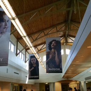 Interior Building Banner Printing Chicago